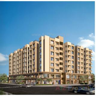 Elevation of real estate project Jaldeep Icon Two located at Vejalpur, Ahmedabad, Gujarat