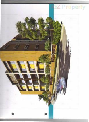 Elevation of real estate project Jewel Annexe located at Vejalpur, Ahmedabad, Gujarat