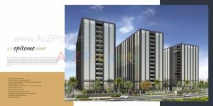 Elevation of real estate project K P Epitome located at Makarba, Ahmedabad, Gujarat
