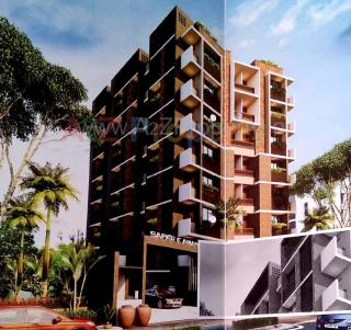 Elevation of real estate project Safar E Aman located at Vejalpur, Ahmedabad, Gujarat