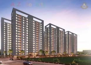 Elevation of real estate project Antlia Dream (block  A, B & G) located at Surat, Surat, Gujarat