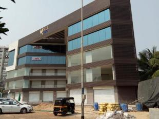 Elevation of real estate project Bluearc located at Althan, Surat, Gujarat