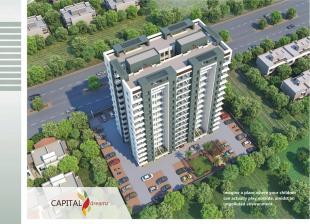Elevation of real estate project Capital Dreamz located at Surat, Surat, Gujarat
