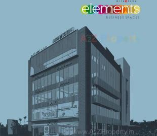 Elevation of real estate project Milestone Elements located at Surat, Surat, Gujarat