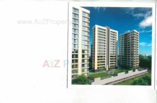 Elevation of real estate project Palm Rivera located at Singanpore, Surat, Gujarat