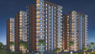 Elevation of real estate project Pioneer Dreams located at Surat, Surat, Gujarat
