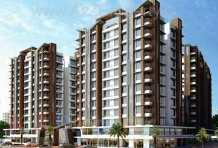 Elevation of real estate project Rameshwaram Hills located at Bamroli, Surat, Gujarat