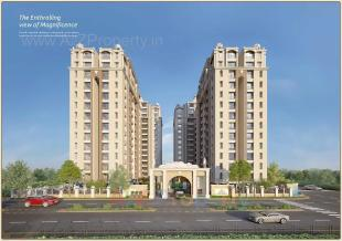 Elevation of real estate project Rameshwaram Keshav Heights located at Althan, Surat, Gujarat