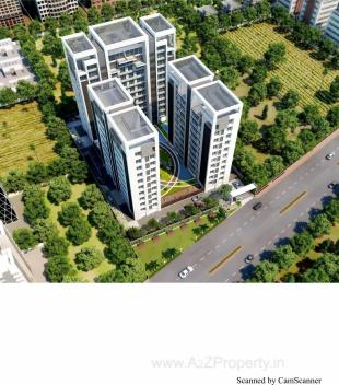 Elevation of real estate project Roscoe located at Dabholi, Surat, Gujarat