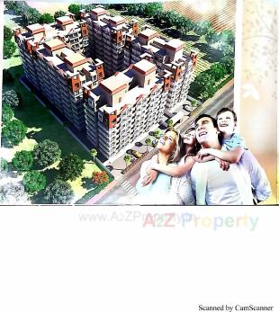 Elevation of real estate project Royal Palace located at Dindoli, Surat, Gujarat