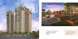 Elevation of real estate project Sangini Evoq located at Bharthana, Surat, Gujarat