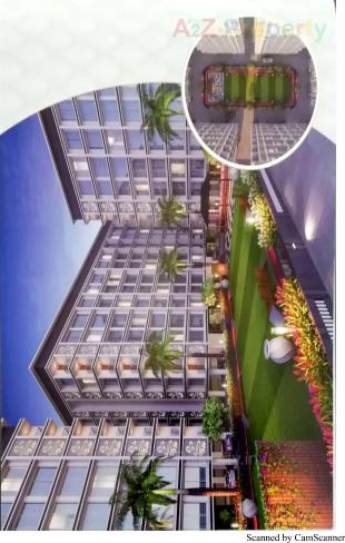 Elevation of real estate project Sankalp City located at Surat, Surat, Gujarat