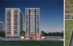 Elevation of real estate project Soham Elegance C,d+e located at Pal, Surat, Gujarat