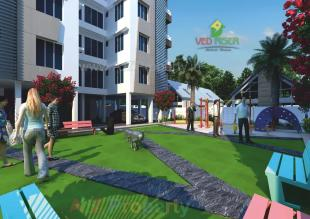 Elevation of real estate project Viviana Flates located at Pal, Surat, Gujarat