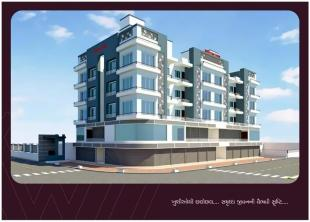 Elevation of real estate project Western View located at Varachha, Surat, Gujarat
