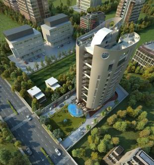 Elevation of real estate project 24k located at Vadodara, Vadodara, Gujarat