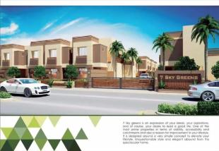 Elevation of real estate project 7 Sky Greens located at Nimetha, Vadodara, Gujarat