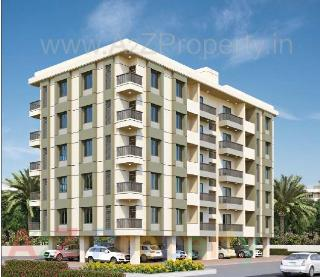 Elevation of real estate project Akshar Green located at Vadodara, Vadodara, Gujarat