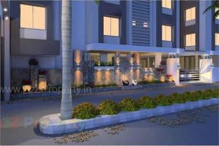 Elevation of real estate project Amardeep Homes located at Vadodara, Vadodara, Gujarat