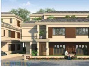 Elevation of real estate project Aryahi Villas located at Khanpur, Vadodara, Gujarat