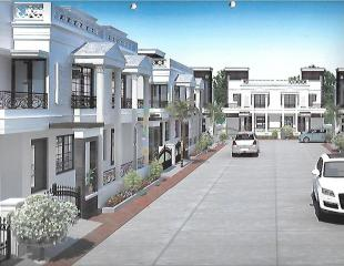 Elevation of real estate project Ashok Vatika located at Bill, Vadodara, Gujarat