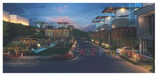 Elevation of real estate project De Elegante Villa located at Khanpur, Vadodara, Gujarat