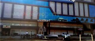 Elevation of real estate project Goldcroft located at Bhayli, Vadodara, Gujarat