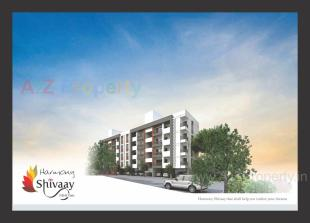 Elevation of real estate project Harmony Shivaay located at Saiyad, Vadodara, Gujarat