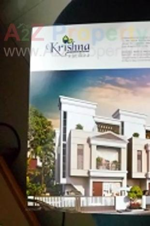Elevation of real estate project Krishna Vatikaa located at Padra, Vadodara, Gujarat