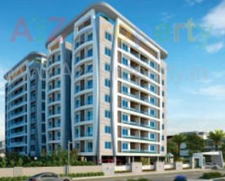 Elevation of real estate project Madhuvan Clublife located at Harni, Vadodara, Gujarat