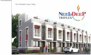 Elevation of real estate project Neel Deep Triplex located at Dasharath, Vadodara, Gujarat