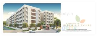 Elevation of real estate project Nisarg Palladium located at Vadodara, Vadodara, Gujarat