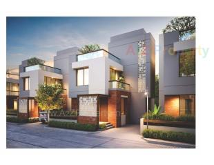 Elevation of real estate project Pancham Luxuria located at Savli, Vadodara, Gujarat