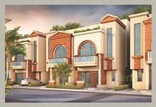 Elevation of real estate project Parkshire located at Kelanpur, Vadodara, Gujarat