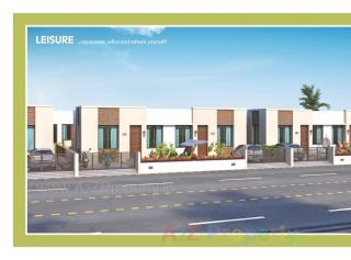 Elevation of real estate project Prachi Residency located at Alamgir, Vadodara, Gujarat