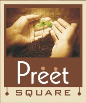 Logo of real estate project Preet Square located at Chhani, Vadodara, Gujarat