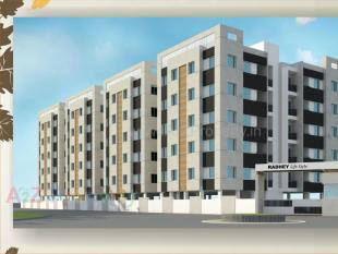 Elevation of real estate project Radhey Life Style located at Koyli, Vadodara, Gujarat