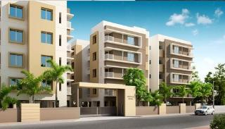 Elevation of real estate project Rudraksh Rivera located at Vadodara, Vadodara, Gujarat