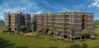 Elevation of real estate project Samanvay Status 2 located at Vadodara, Vadodara, Gujarat