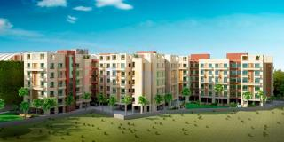 Elevation of real estate project Samanvay Status located at Vadodara, Vadodara, Gujarat