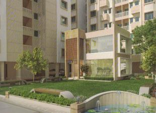 Elevation of real estate project Samruddhi Residency-ii located at Danteshwar, Vadodara, Gujarat