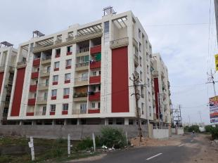 Elevation of real estate project Seasons located at Vadodara, Vadodara, Gujarat