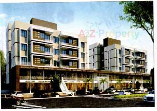 Elevation of real estate project Shilp Greens located at Sayajipura, Vadodara, Gujarat