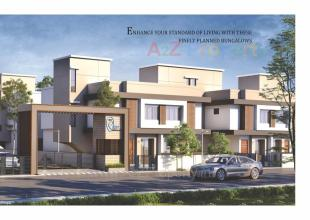 Elevation of real estate project Shiv Bungalow located at Bill, Vadodara, Gujarat