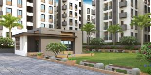 Elevation of real estate project Shiv Residency located at Ankhi, Vadodara, Gujarat