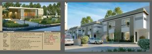 Elevation of real estate project Shivam Enclave Duplex located at Vadodara, Vadodara, Gujarat