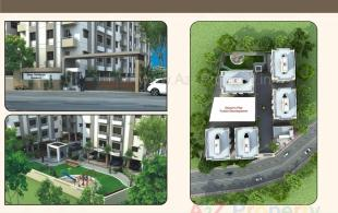 Elevation of real estate project Shree Hari Darshan Residency located at Ranoli, Vadodara, Gujarat