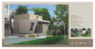Elevation of real estate project Shree Rangam Vintage located at Sayajipura, Vadodara, Gujarat