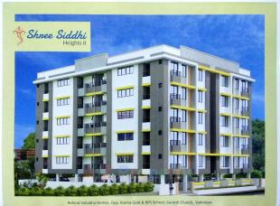 Elevation of real estate project Shree Siddhi Heights-2 located at Danteshwar, Vadodara, Gujarat