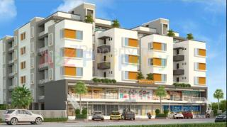 Elevation of real estate project Shreeji Vatika located at Bhayli, Vadodara, Gujarat